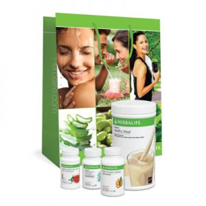 Herbalife UK products and shakes