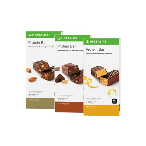 Herbalife Protein Bars - Buy Protein Bar from Herbalife UK ...